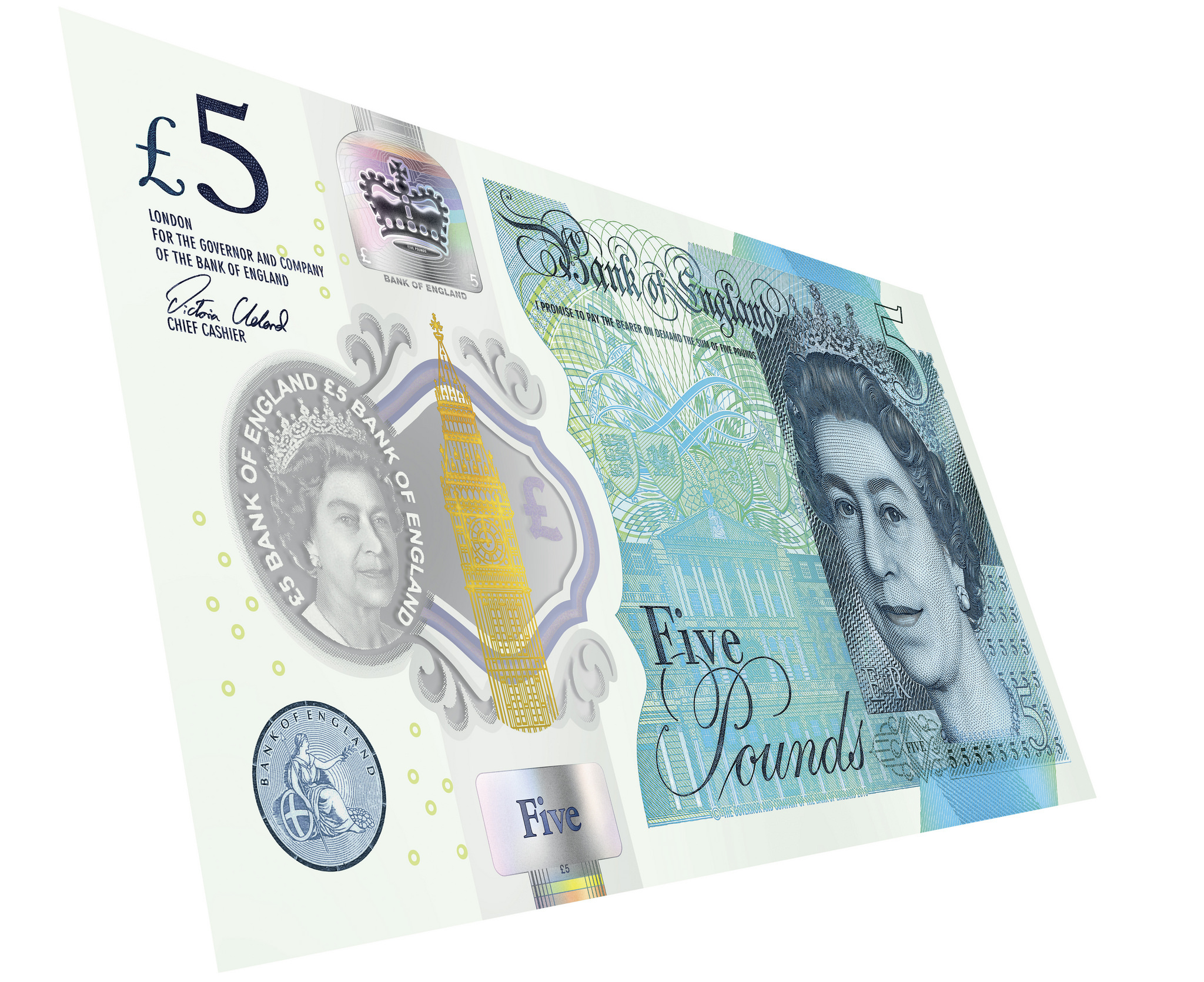 Old £5 notes cease to be legal tender from May 5