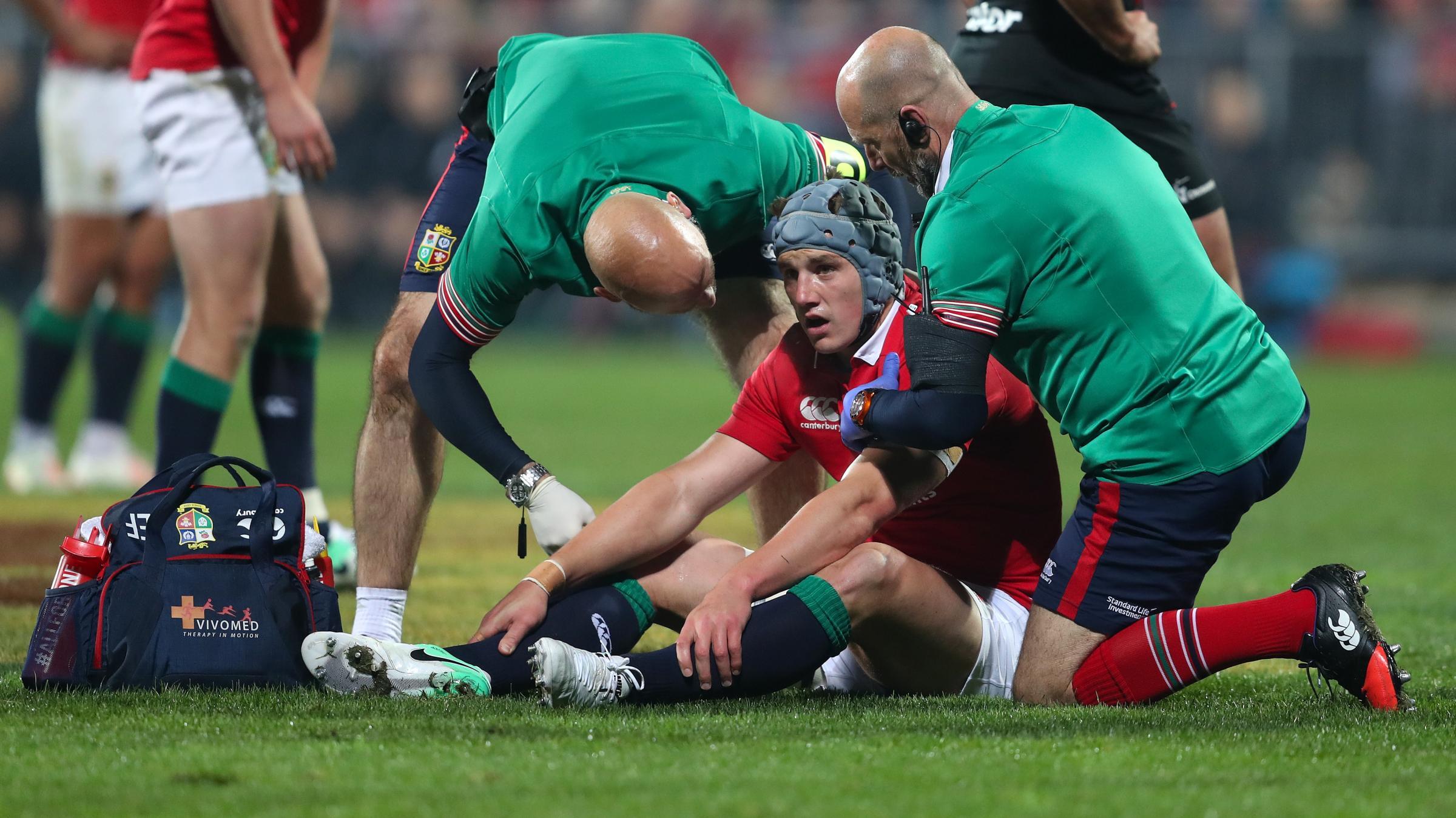 Farrell to sit out Maori All Blacks clash