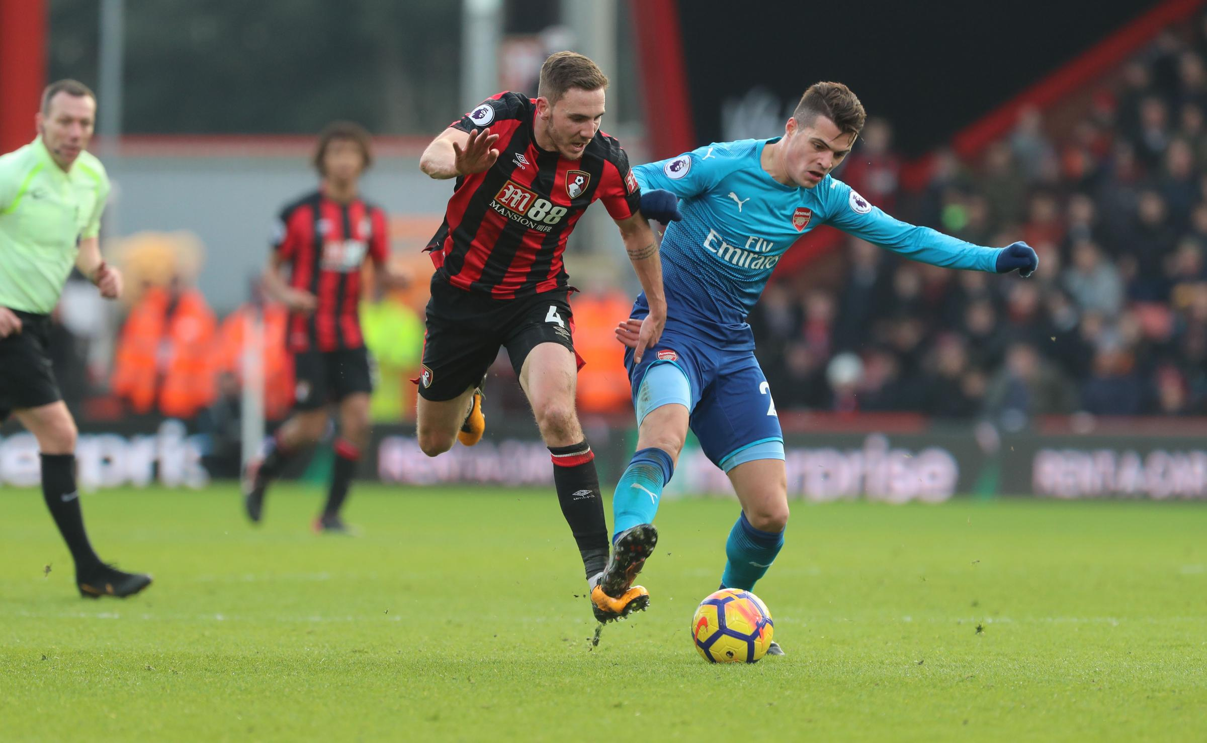 Eddie Howe says scoreline flattered Tottenham after Bournemouth's 4-1 defeat