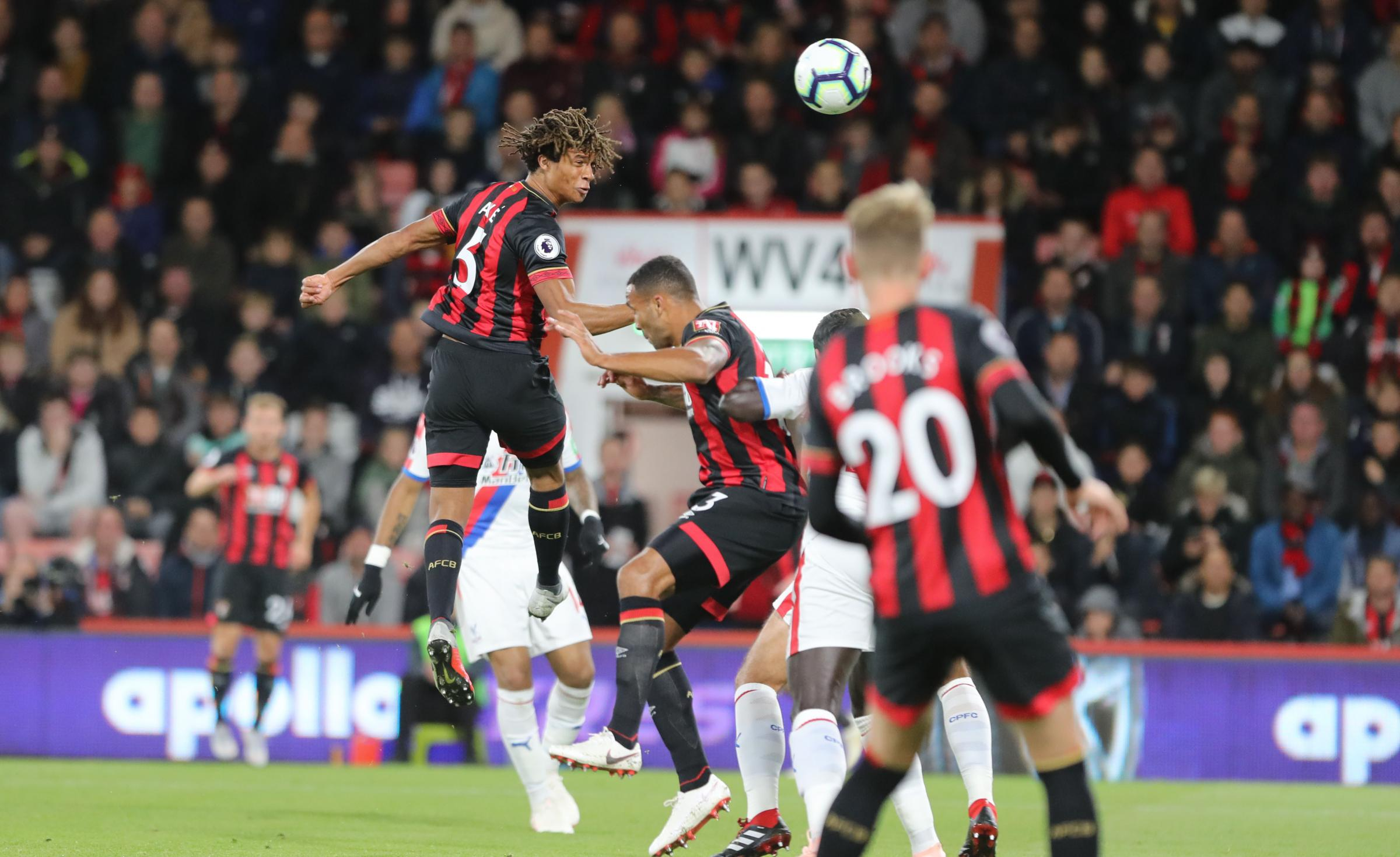 Bournemouth defender Ake: Of course Tottenham and Man Utd are big clubs