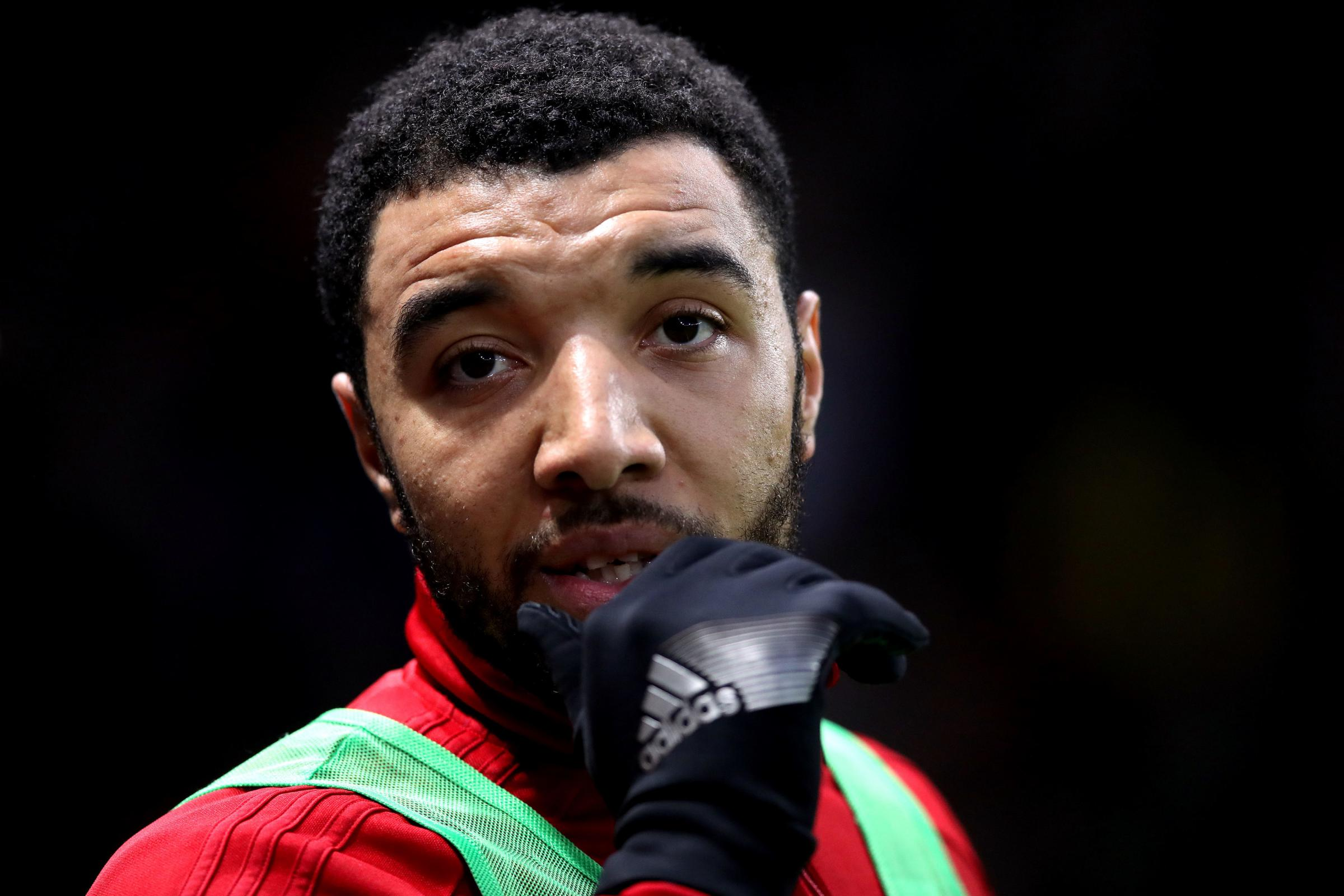 Troy Deeney facing FA charge over referee comments